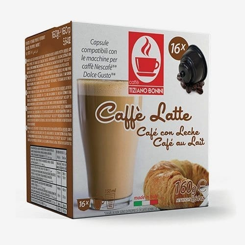 Dolce Gusto Late