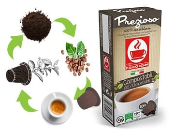 Prezioso Compostable Coffee Capsules